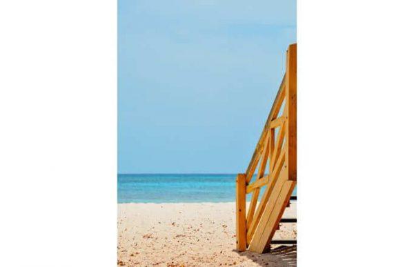 Фотообои Пляжные спасатели